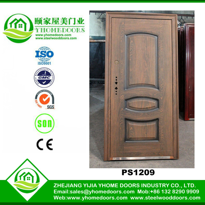 metal exterior door,high security residential doors,external steel doors
